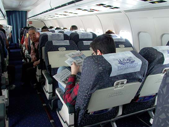 Imágenes Personas Viajando En Avion: Viajar En Avión Provoca Dolor De Cabeza A Millones De