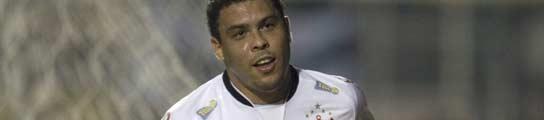 Ronaldo con el Corinthians