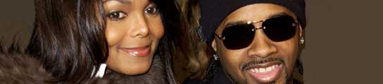 Janet Jackon y Jermaine Dupri