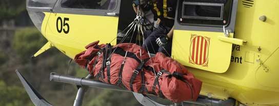 Uno de los bomberos fallecidos en Tarragona