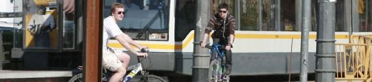 Peligros para los ciclistas