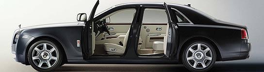 Rolls-Royce Ghost EX