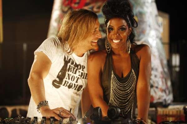 El dj David Guetta actuará con la ex vocalista de Destiny's Child, Kelly Rowland.
