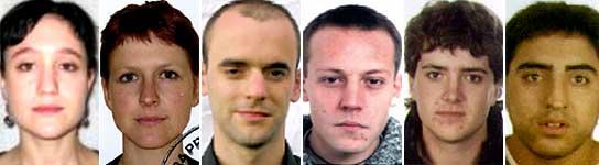 La Policía, tras la pista de dos sospechosos del atentado de Calvià y pide colaboración