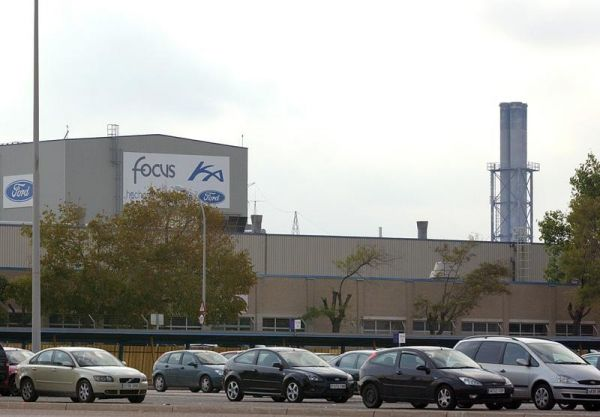 Ford en Almussafes
