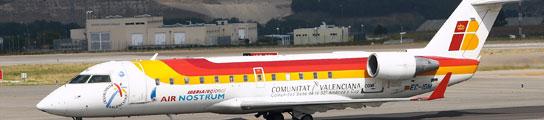 Avión de Air Nostrum