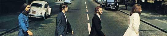 La foto de 'Abbey Road' cumple 40 años  (Imagen: EMI)