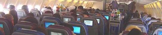 Detenidas dos mujeres por querer embarcar un cadáver como pasajero  en un avión  (Imagen: Archivo)