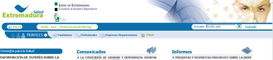 Imagen del Portal Salud 24h