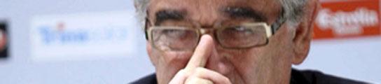 El presidente del Espanyol, Daniel Sánchez Llibre