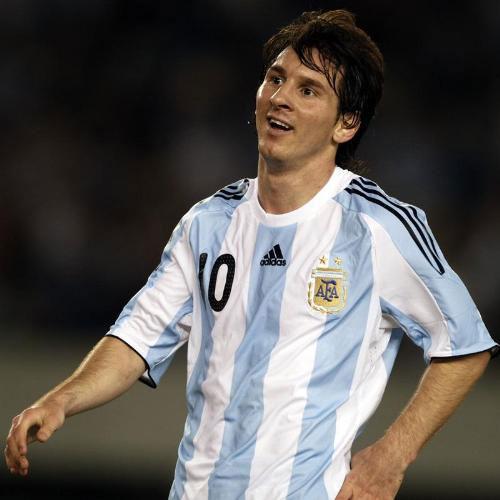 """Leo Messi: """"Maradona me dice que juegue como en el B"""
