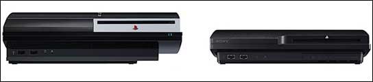 PS3 y PS3 Slim