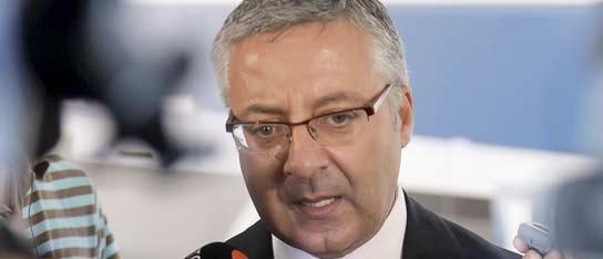 José Blanco.