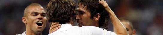 El Real Madrid golea al Rosenborg en el Trofeo Santiago Bernabéu (4-0)  (Imagen: Gustavo Cuevas / EFE)