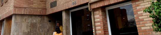 Un hombre mata a su pareja embarazada en Barcelona, pero logran salvar al bebé  (Imagen: Albert Olivé / EFE)