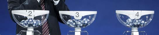 Sorteo de la Liga de Campeones 2009