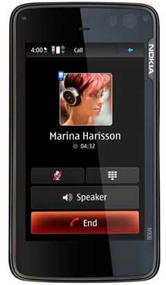 Nokia N900.