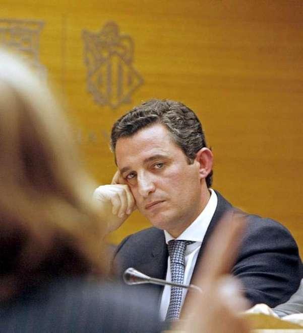 Pedro García, director general de Canal 9