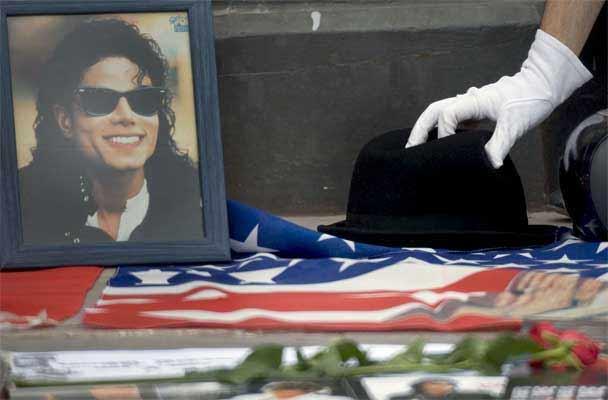 Homenaje a Michael Jackson tras su muerte