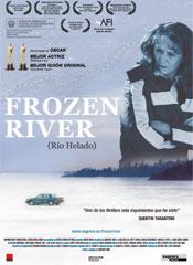 Frozen River (Río helado) - Cartel