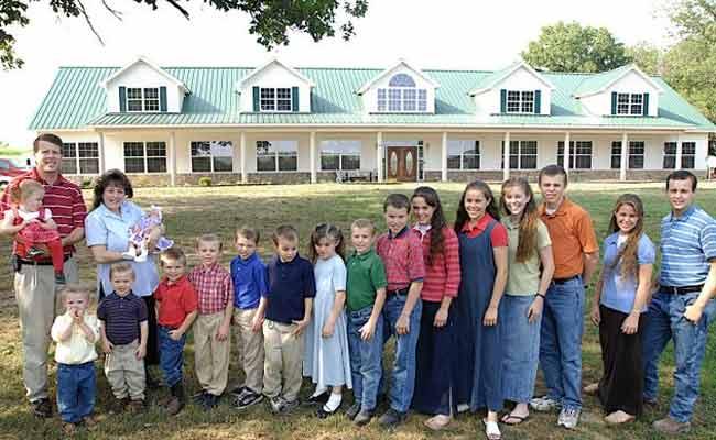 La familia Duggar
