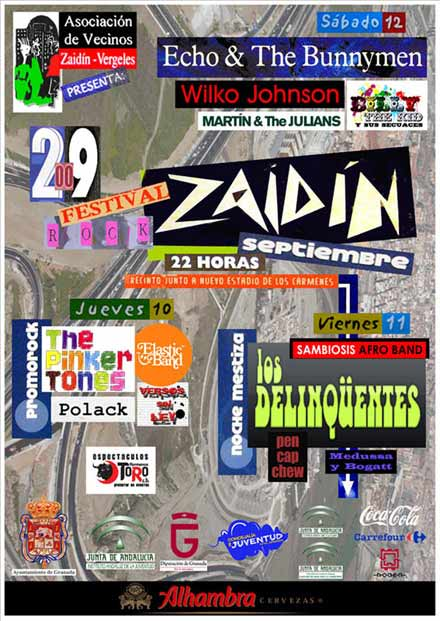 Cartel del Zaidin Rock