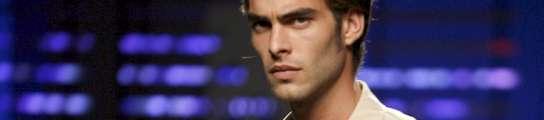 El modelo Jon Kortajarena, con un diseño de Juan Antonio Avalos.