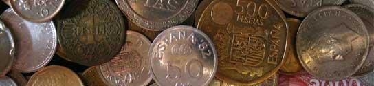 Los españoles conservan 1.750 millones de euros en pesetas aún sin canjear  (Imagen: ARCHIVO)