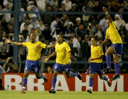Jugadores Brasil