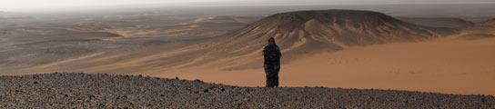 El Polisario denuncia que un saharahui ha muerto por disparos de policías marroquíes  (Imagen: CARLOS BELLO)