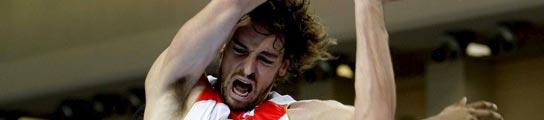 España se impone con sufrimiento a Gran Bretaña en el Eurobasket  (Imagen: Juanjo Martín / EFE)