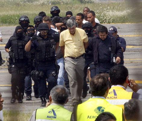 Secuestro de avión en México