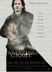 <p>'Amanzing Grace'</p>