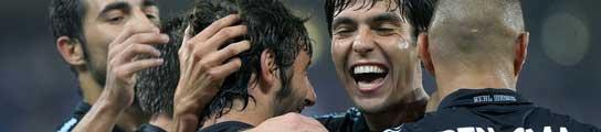 Kaká guía la goleada del Real Madrid (0-3)  (Imagen: Andreu Dalmau/EFE)