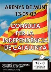 Consulta independentista de Arenys