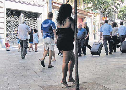 prostitutas chinas en madrid prostitutas en merida