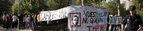 """El asesino de Palomino reconoce que le apuñaló por """"instinto"""" al sentir miedo  (Imagen: J. L. Pino / EFE)"""