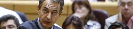 """Zapatero dice que la """"mayoría"""" de la sociedad acepta la subida de impuestos  (Imagen: MANUEL H. DE LEÓN /EFE)"""