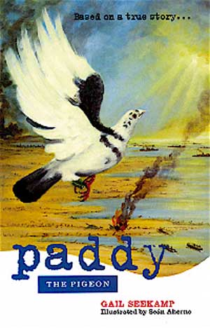 'Paddy the Pigeon'