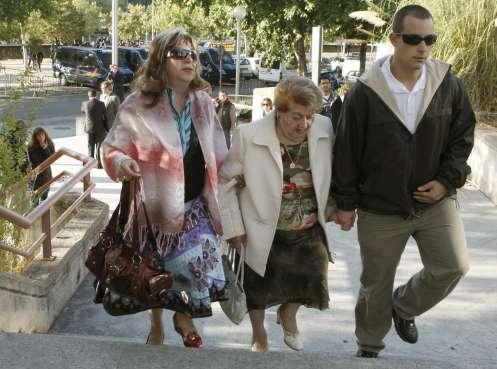 Juicio contra el presunto asesino de Carlos Palomino