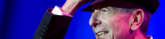 El cantante Leonard Cohen sufre un desmayo durante su concierto en Valencia  (Imagen: Kai Försterling / EFE)
