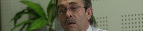 Luis Montoro, catedrático de seguridad vial.