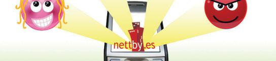 Nettby en el móvil