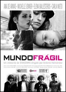 <p>'Mundo Frágil' - cartel</p>
