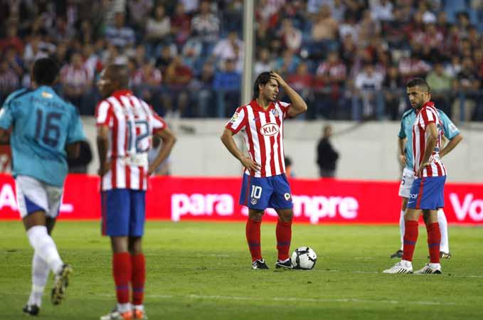 Atlético de Madrid - Almería