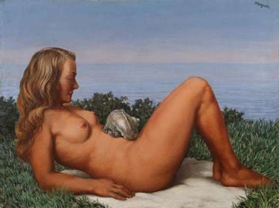 Olympia de Magritte