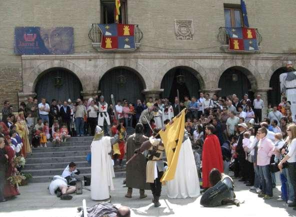 Sumergiéndose en la Edad Media