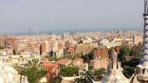 Vista general de Barcelona.