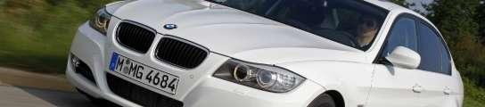 BMW 320d Efficient Dynamics Edition, con mecanismo antivibraciones  (Imagen: ARCHIVO)