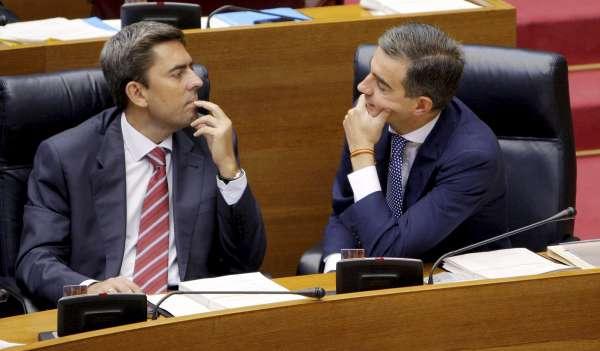 Vicente Rambla y Ricardo Costa